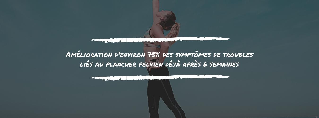 Les personnes en surpoids ont perdu en moyenne 3.5kg et 9% de graisse corporelle, ainsi que 6.5cm de tour de taille et 2cm de tour de bras après 13 semaines (4)