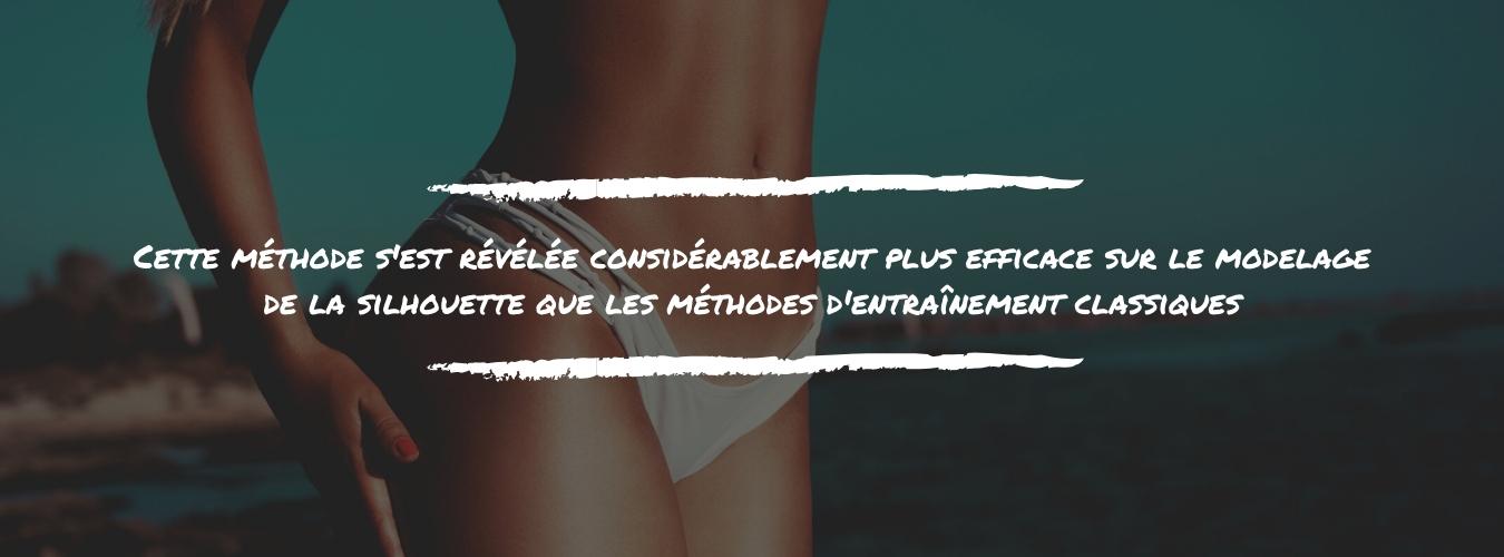 Les personnes en surpoids ont perdu en moyenne 3.5kg et 9% de graisse corporelle, ainsi que 6.5cm de tour de taille et 2cm de tour de bras après 13 semaines (8)